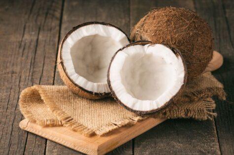 Kokos a kokosová voda
