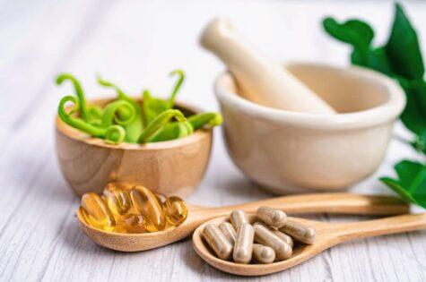 Minerály a vitamíny pro vegany