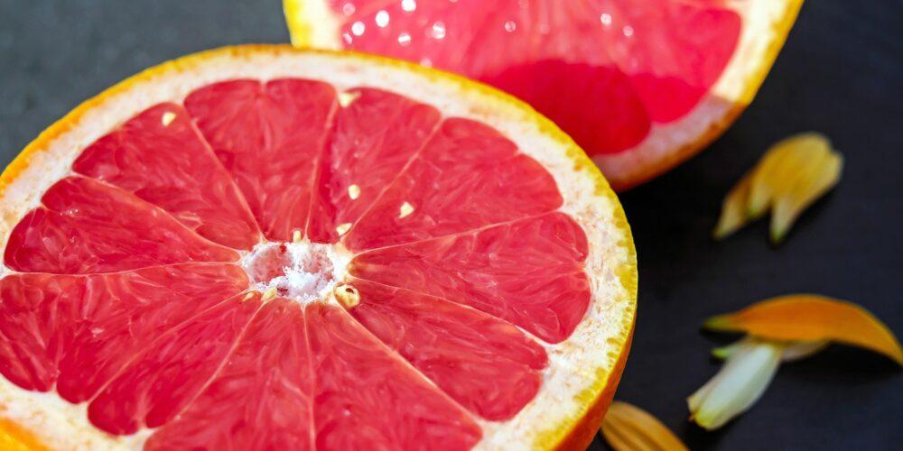 Grepfruit – latinsky Citrus paradisi