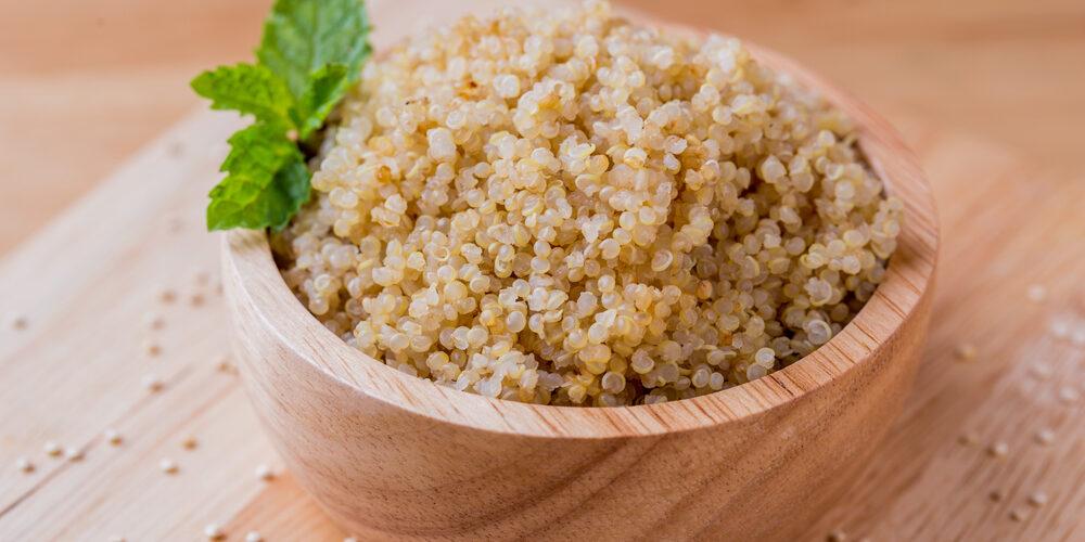 Quinoa vařená