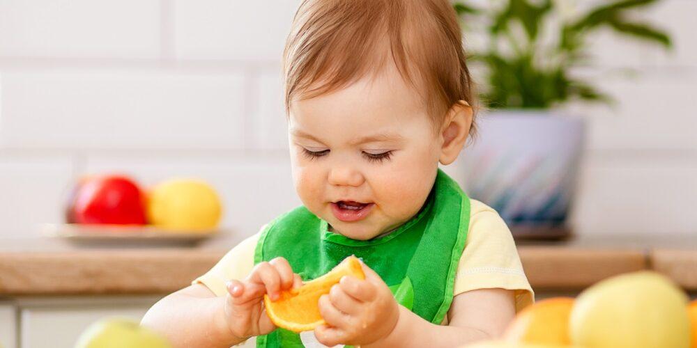 Jak naučit děti zdravě jíst