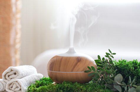 Aromaterapie a éterické oleje