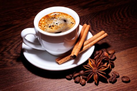káva a zajímavosti o kávě