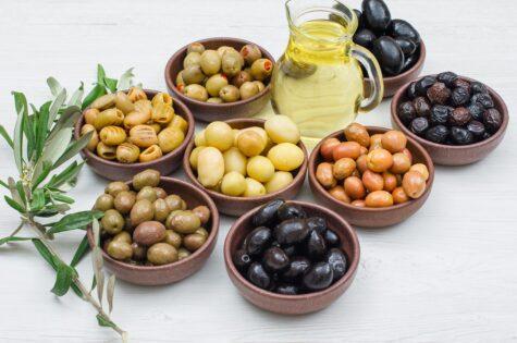 jak vybrat olivový olej